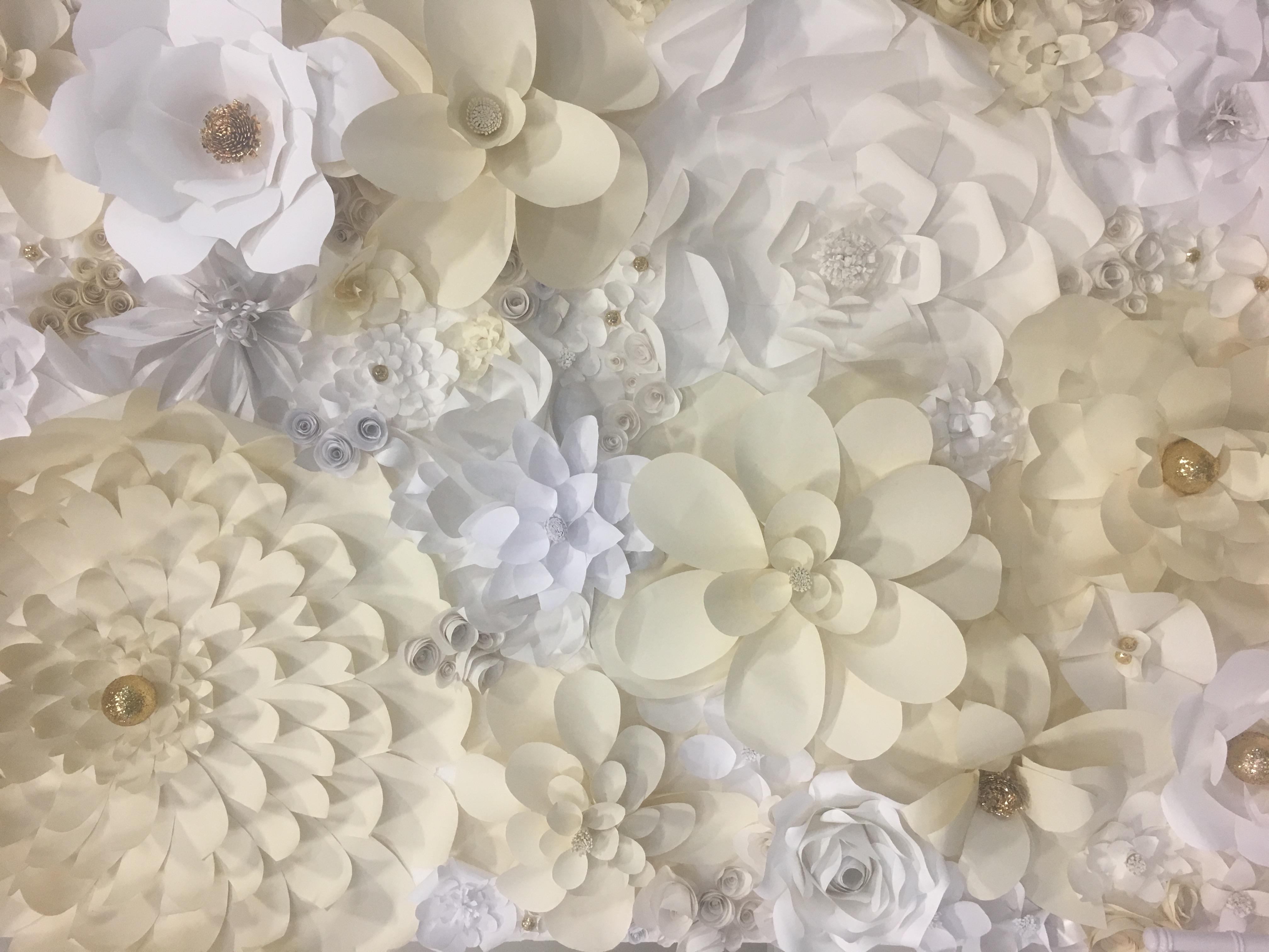 Flower Wall 1