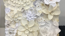 An Exciting New Piece of Rental Inventory - Our Flower Wall