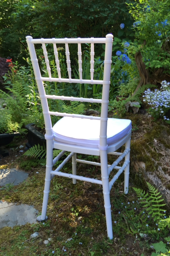 Vancouver Wedding Chair Rentals