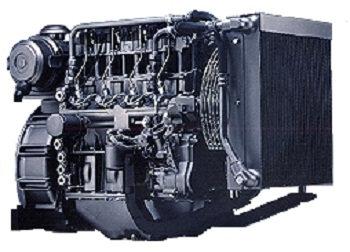 Deutz F3M2011 Genset