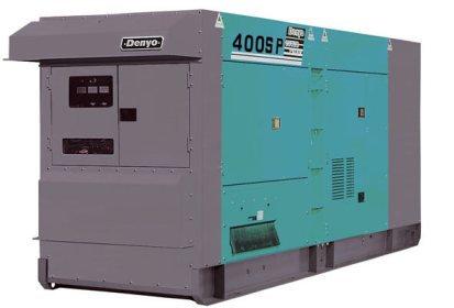 DCA - 400 SPKII (280 кВт)