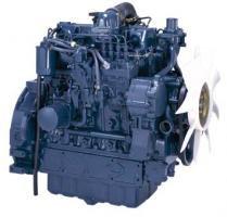 Kubota V3800 DI-T (Турбо)