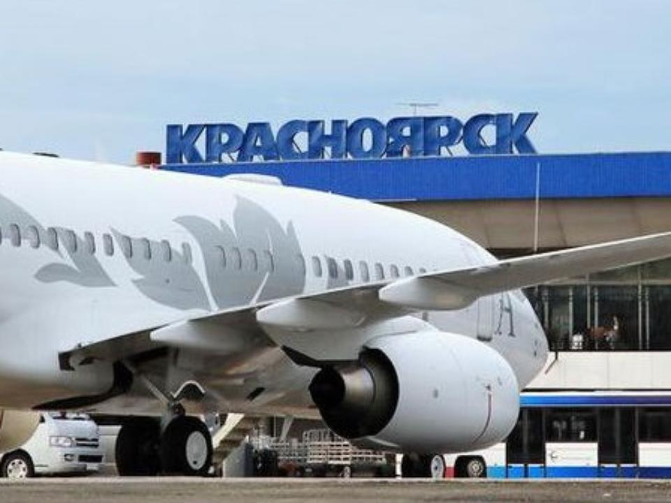 Поставка  двигателей для Международного аэропорта Красноярска