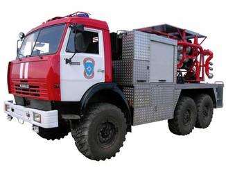 Двигатели Honda для пожарного оборудования