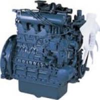 Kubota V2403-M-T (Турбо)