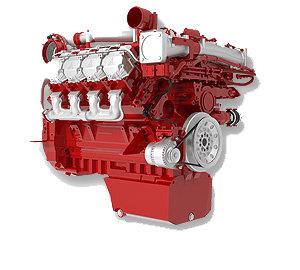 TCD 16 V8