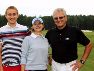 TMA-GROUP - участник  закрытого гольф-турнира INNOPROM GOLF CHALLENGE 2016