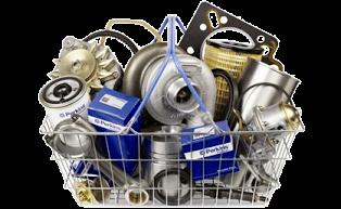 Запчасти для двигателей Perkins подмосковным газовикам