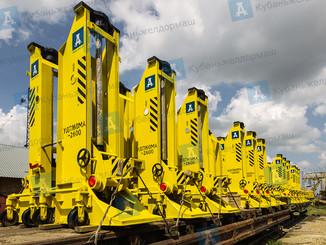 Моторы Хонда на службе железнодорожников
