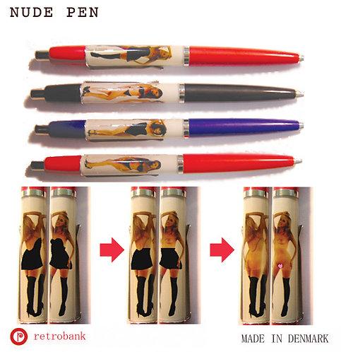 ヌードペン アンティーク(難あり)ヌードボールペン