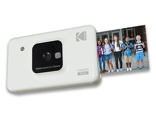 You can meet KODAK photo printer in the Japanese market, too!