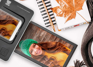 "KODAK Dock & Wi-Fi portable 4""X6"" instant photo printer is here for all photographers!"