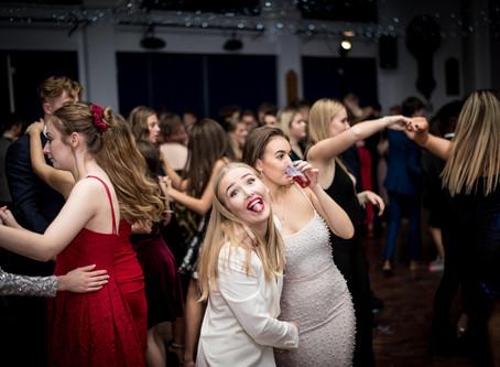Xmas Party at Ranelagh School