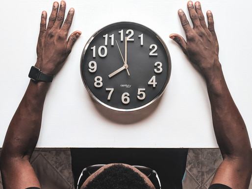 Poem: Redeem the Time