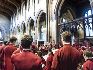 BBC Radio 3 Choral Evensong