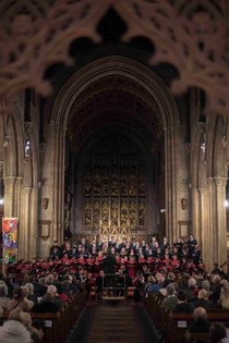 Mozart Requiem at the Minster
