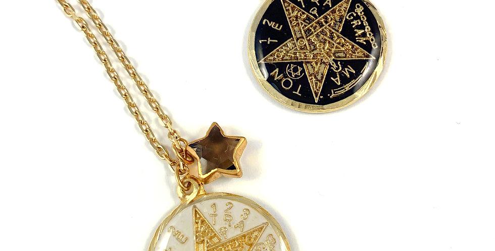 Tetragrammaton Star