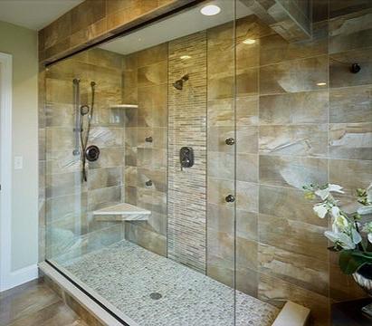 Custom Bathroom Buid Out