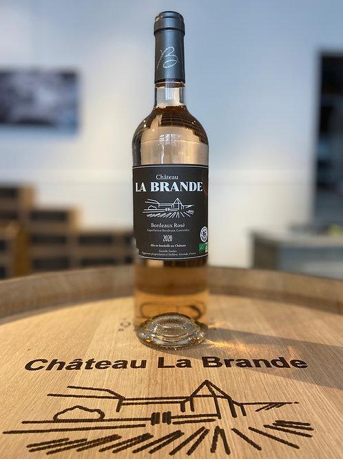 6 btl Bordeaux Rosé 2020 BIO