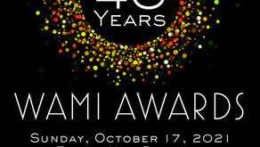 WAMI sets rescheduled date for 40th Awards Show