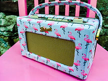 Roberts Radio Flamingo