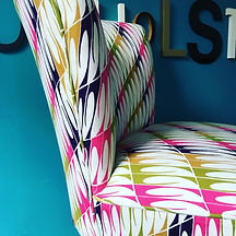Large cocktail chair