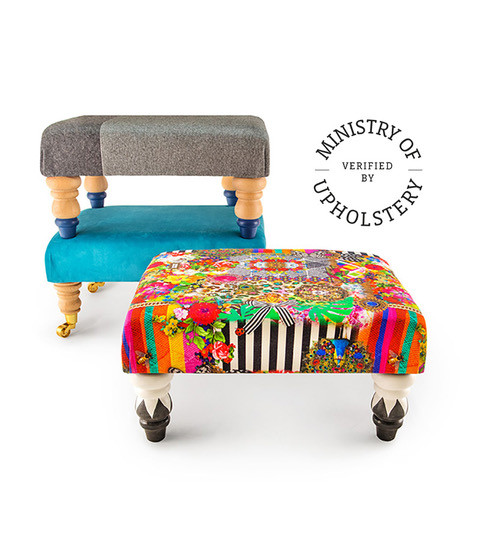 Classic Footstool Course