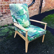 Tropical chair