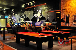 GardenGrill Bowling Bar