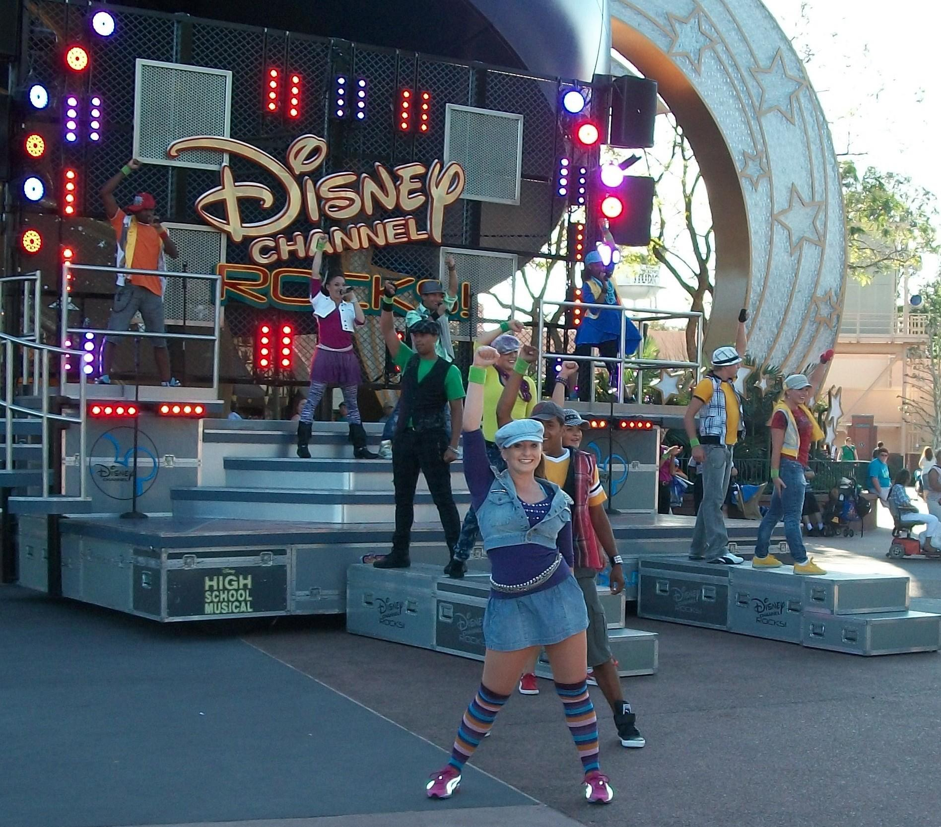 Disney Channel Rocks