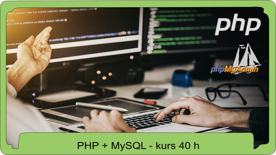 Podstawy programowania w PHP z elementami  projektowania baz danych (MySQL)