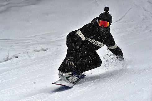 Similitude entre le Curvway et le snowboard