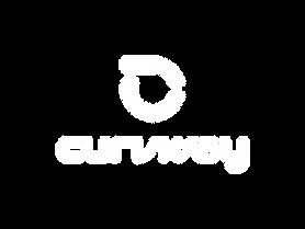 Logo Curvway blanc