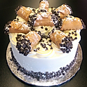 The Cannoli Cake