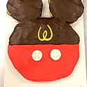 Micky Mouse Pull Apart