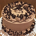 Vanilla-N-Chocolate or Chocoholic Cake