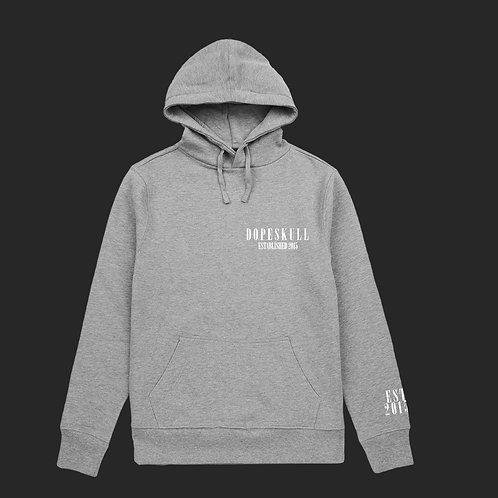 Grey Essential Dopeskull Tracksuit