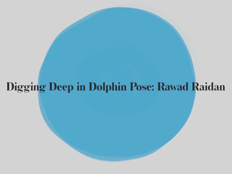 New Podcast Episode: Deep Digging and Dolphin Poses with Rawad Raidan
