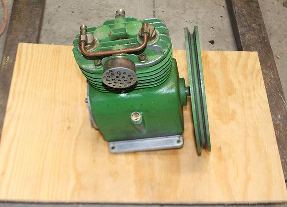 John Deere Model 20 Air Compressor Unit
