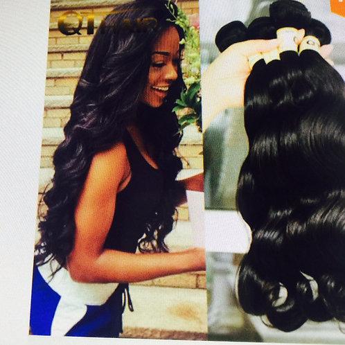 """of 7A Brazilian Virgin Hair Brazilian 14"""" 1/pcs"""