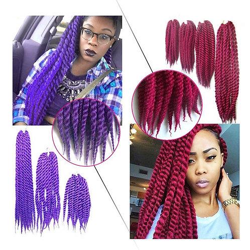 havana twist braid, Synthetic Senegalese Hair Crochet braid