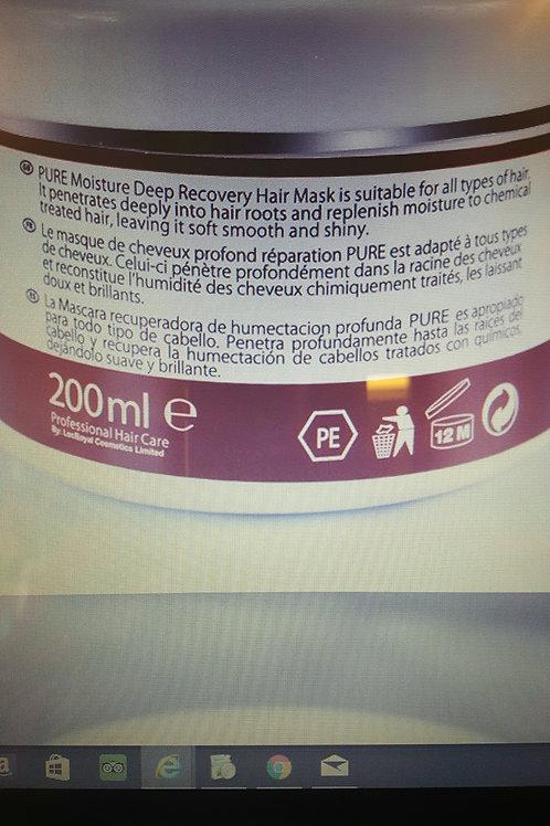 Moisture Deep Recovery Hair Mask
