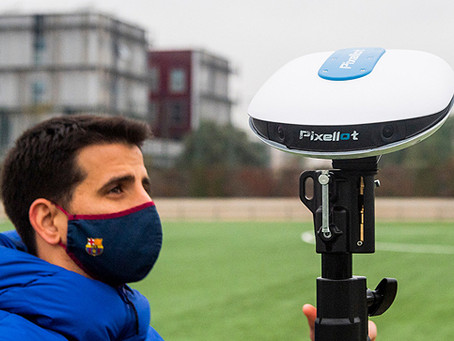 Pixellot partners with FC Barcelona