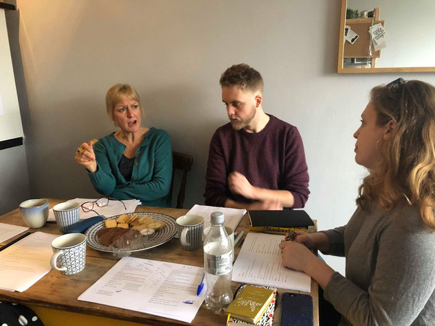 Mother/Land Second Readthrough