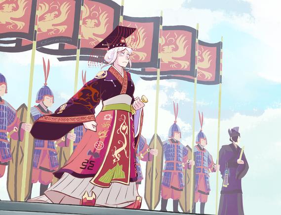 Fire Emblem Three Kingdoms 1/3