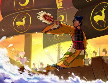 Fire Emblem Three Kingdoms 3/3