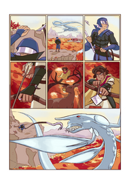 Dragon Slayer page 1