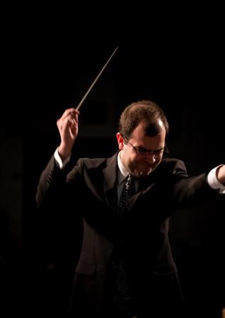 Caleb R. Wenzel Conducting