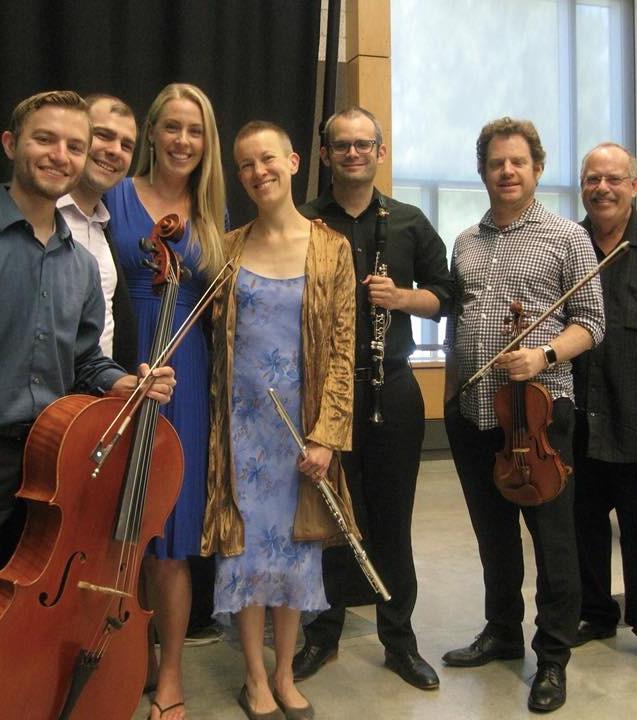 Oregon Bach Festival Composers Symposium
