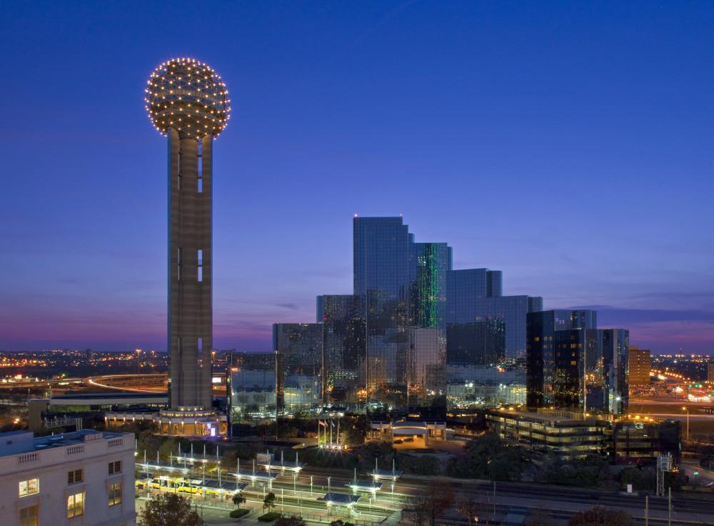 Reunion Arena - Downtown Dallas